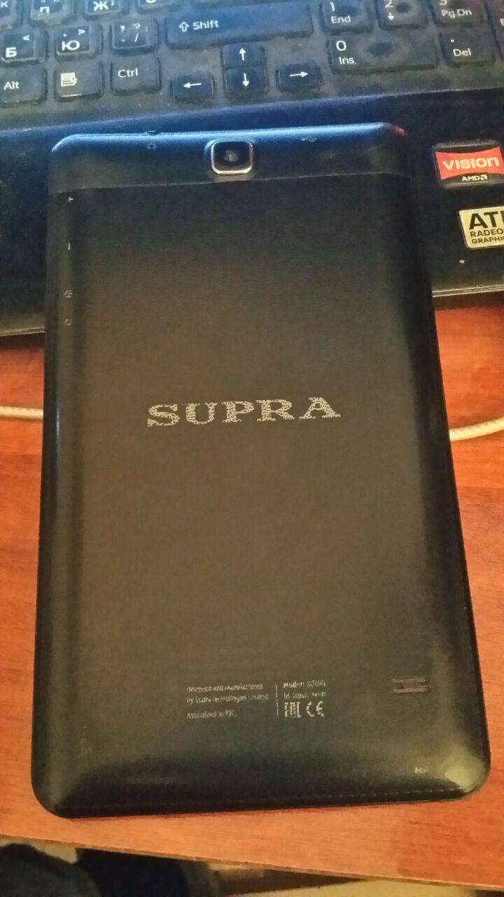 Прошивка планшета Supra M74NG